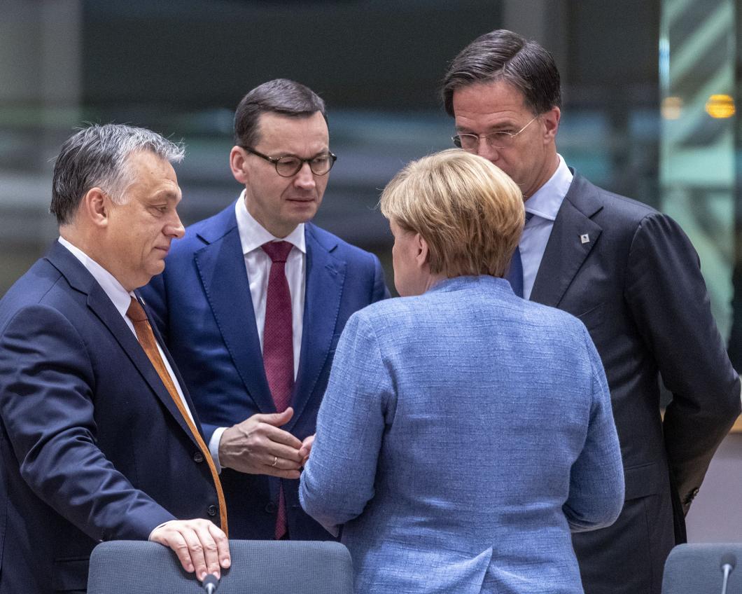Buig niet voor dreigementen Hongarije en Polen over EU-begroting    GroenLinks